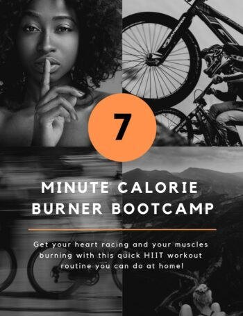 Your 7 Minute Summer Bootcamp