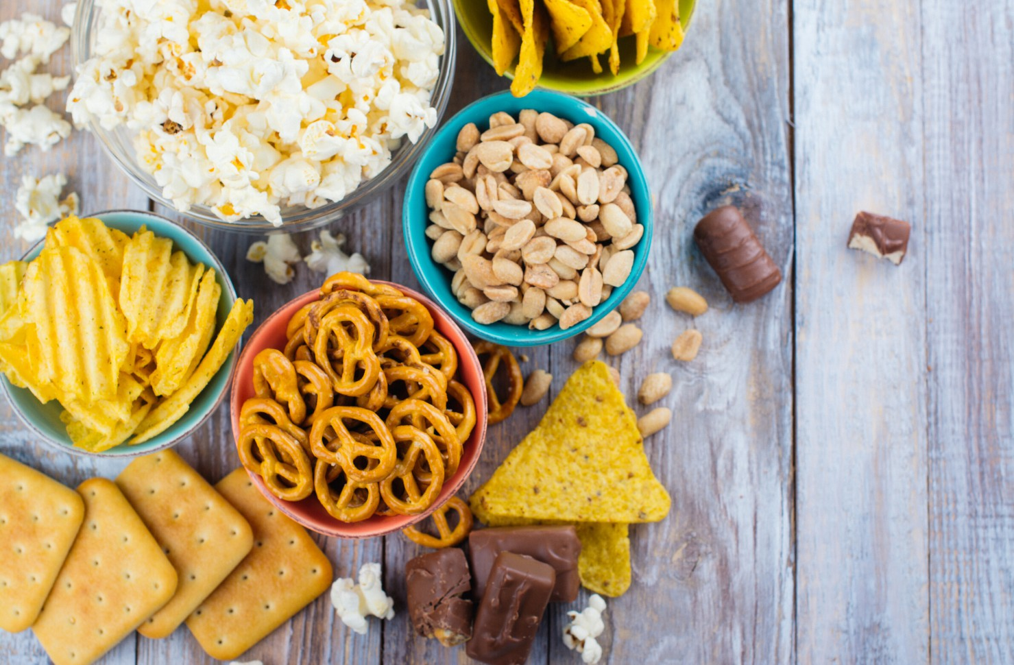 6 Snacking Tips in the age of COVID-19